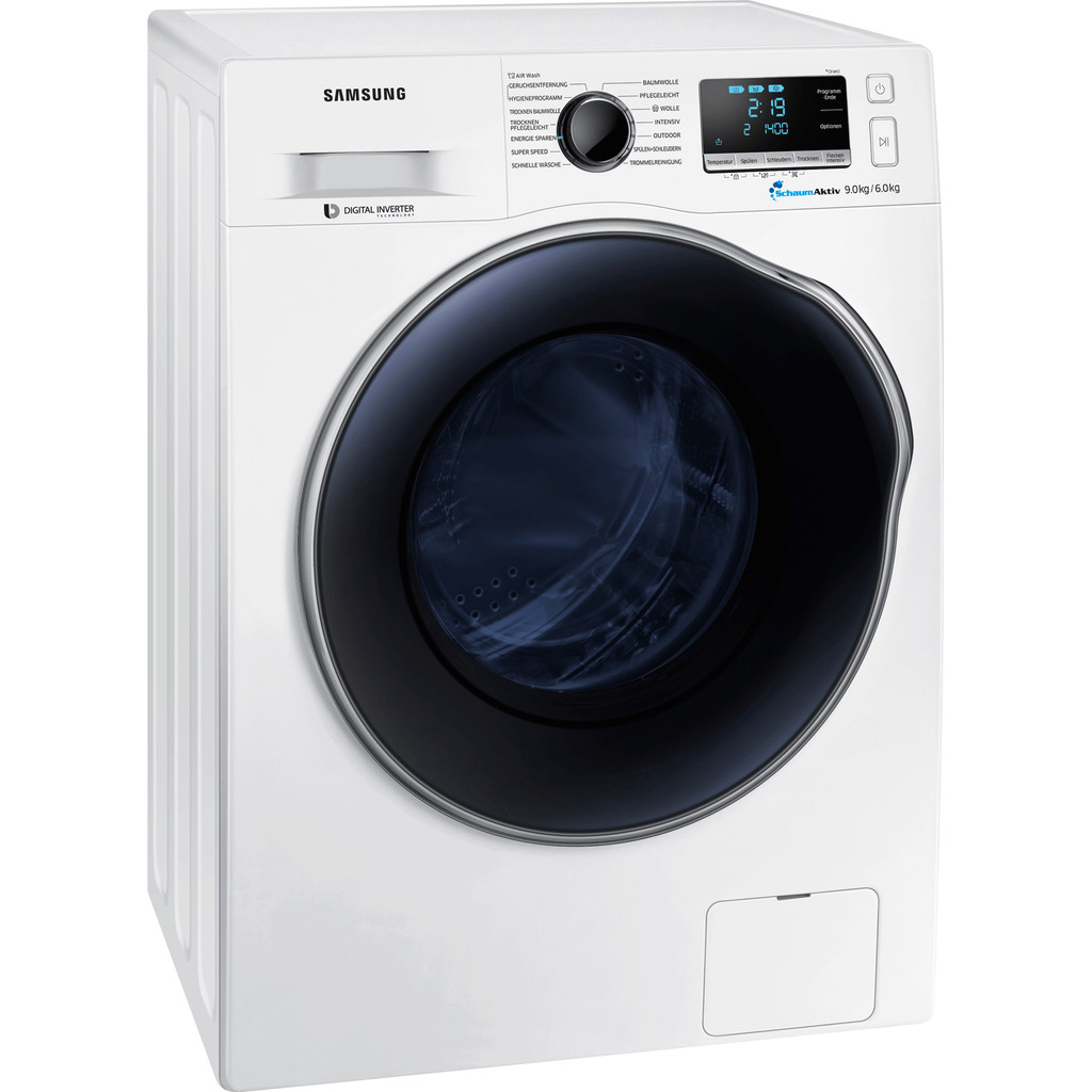 Image of Samsung WD90J6A00AW/EN EcoBubble