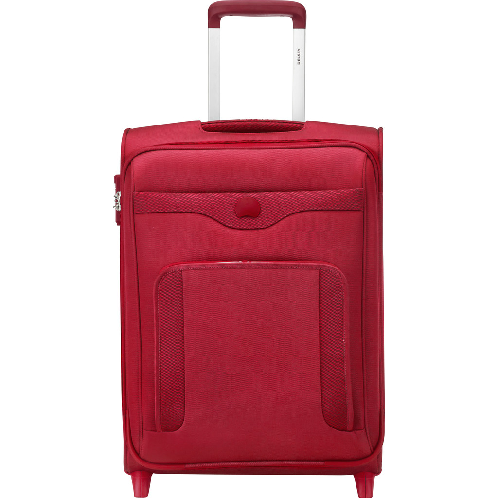 Delsey Baikal 55cm Trolley Red