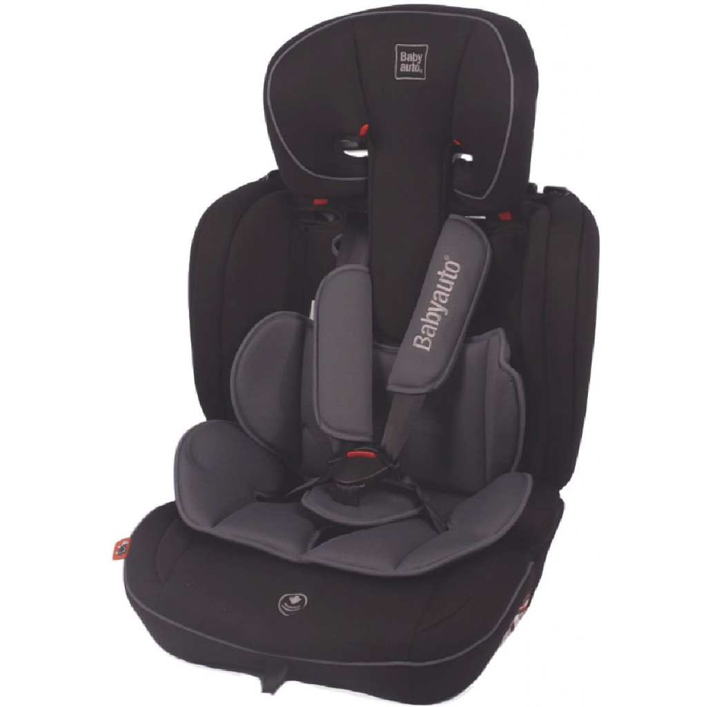 Babyauto Galia Black/Grey in Hulsen