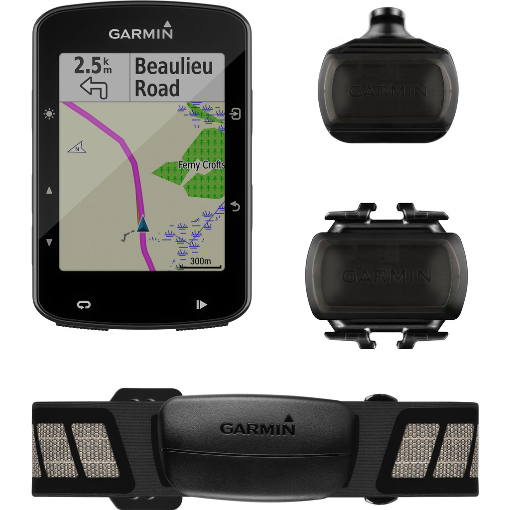 Garmin Edge 520 Plus + Snelheidssensor + Cadanssensor bundel in Zeeland