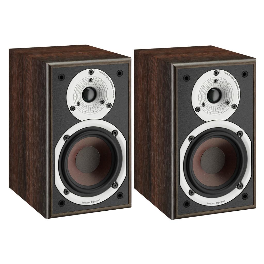 Afbeelding van Dali Spektor 1 Walnoot (per paar) hifi speaker