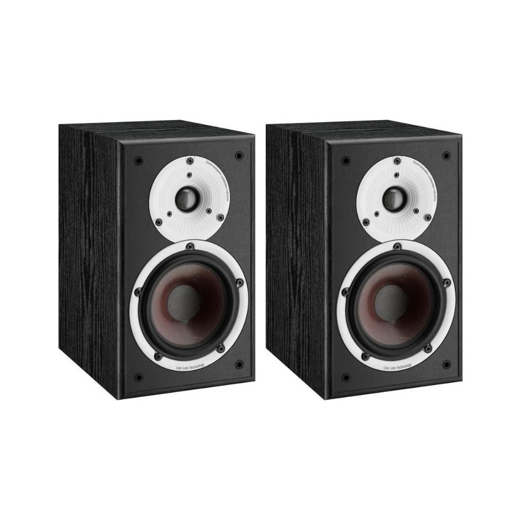 Afbeelding van Dali Spektor 2 Zwart (per paar) hifi speaker