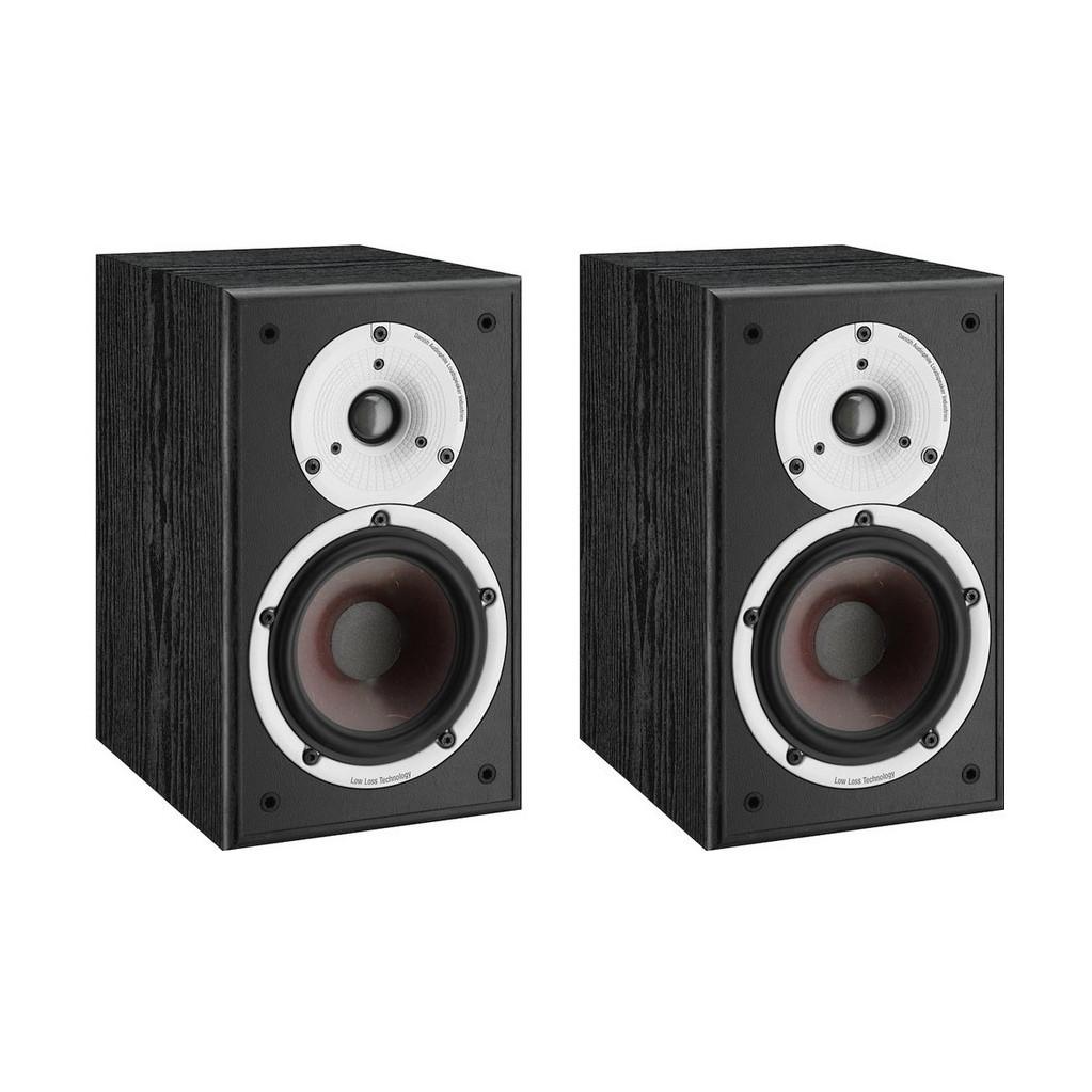 Afbeelding van Dali Spektor 1 Zwart (per paar) hifi speaker