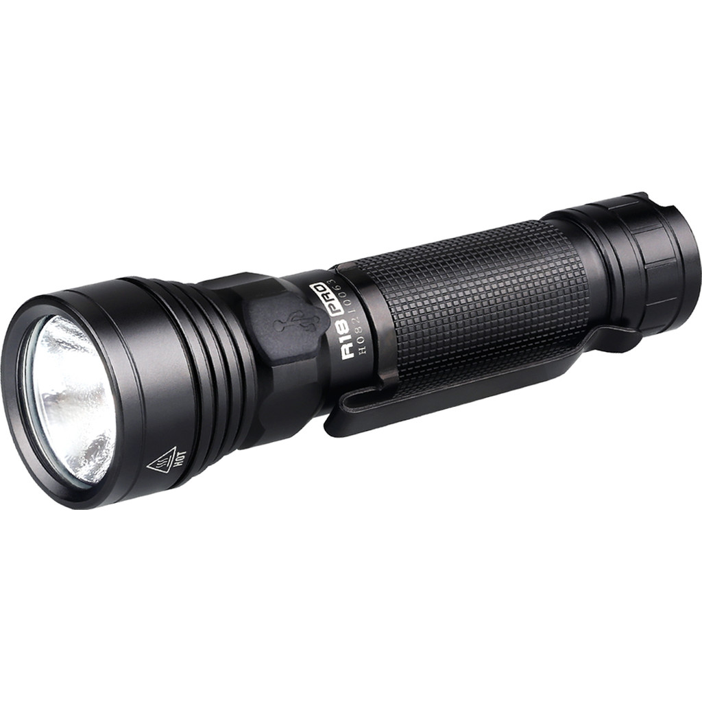Olight R18 PRO Rechargeable in Schependom
