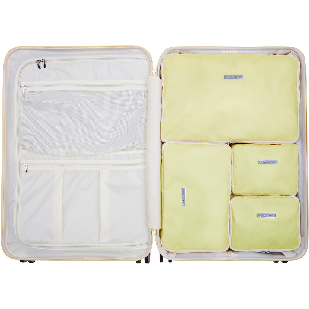 SUITSUIT Fabulous Fifties Packing Cube Set 76cm Mango Cream kopen