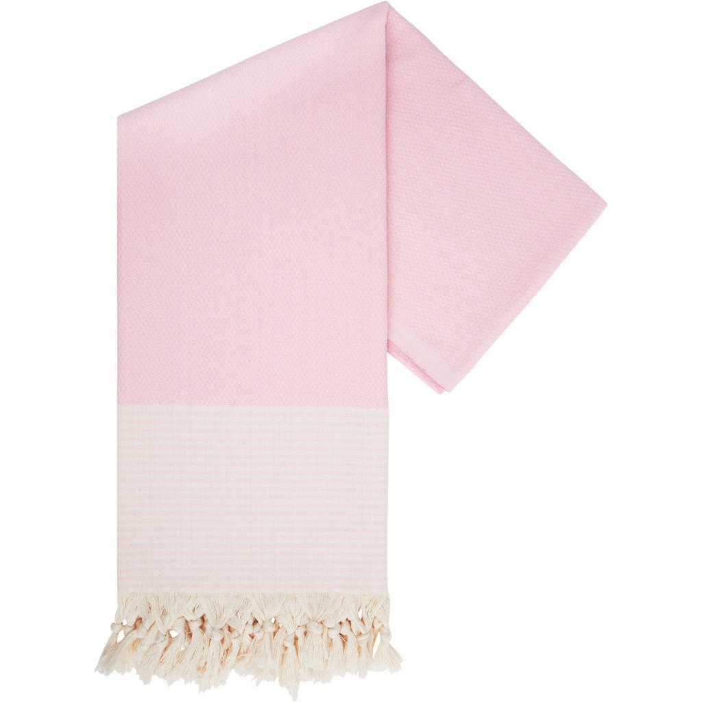 SUITSUIT Fabulous Fifties Hamam Towel Pink Dust