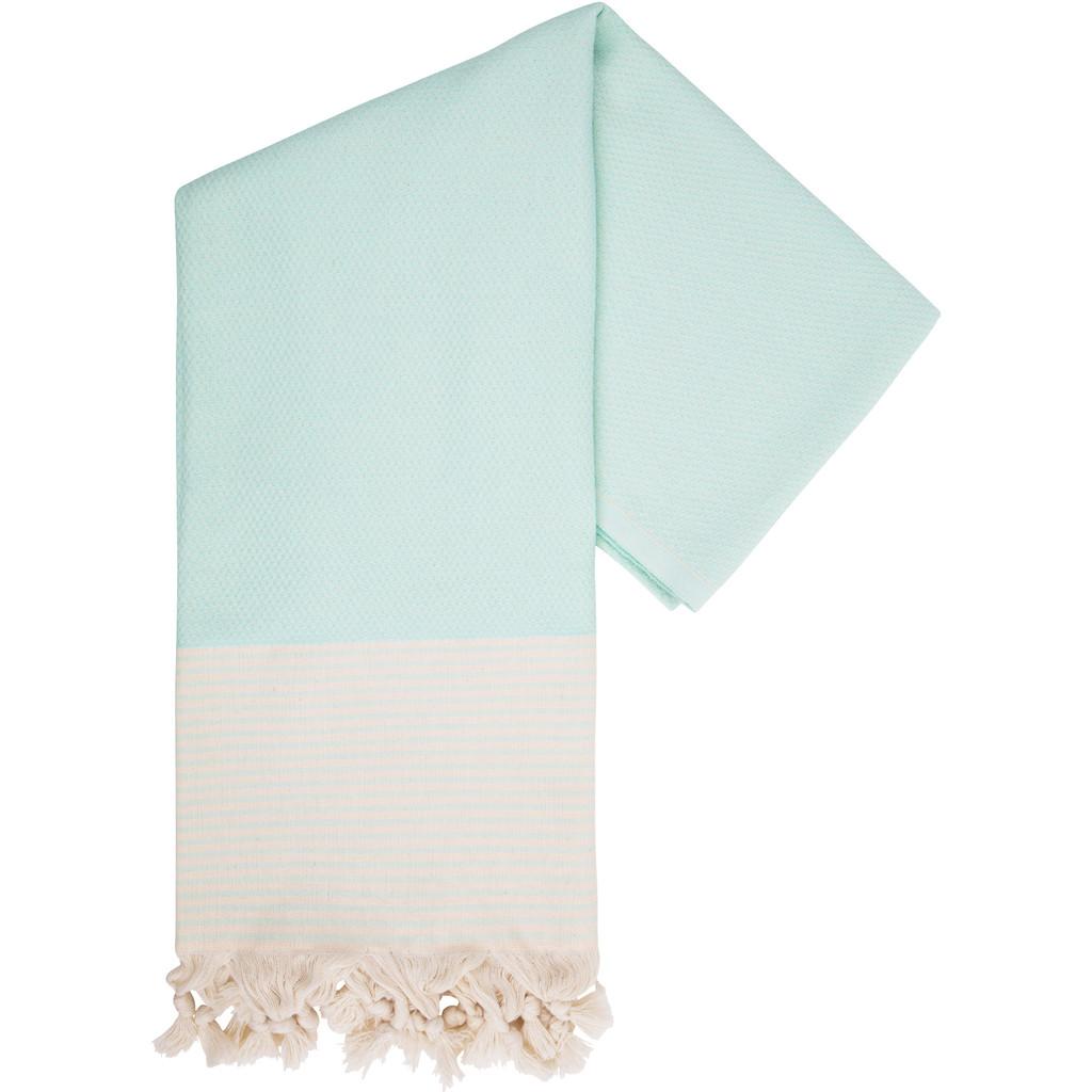 SUITSUIT Fabulous Fifties Hamam Towel Luminous Mint