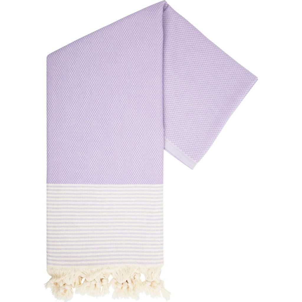 SUITSUIT Fabulous Fifties Hamam Towel Paisley Purple