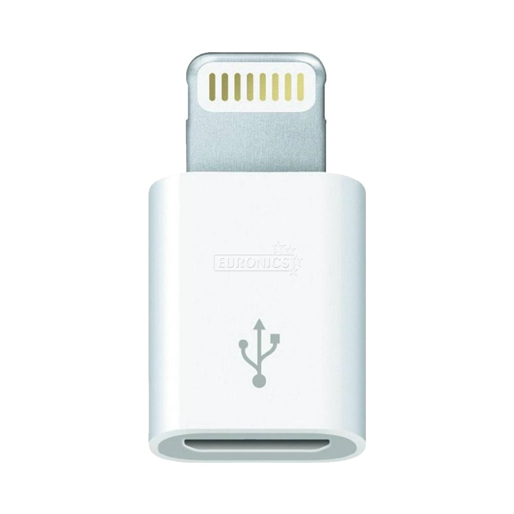 Afbeelding van Apple Lightning naar Micro USB Adapter (MD820AM/A)