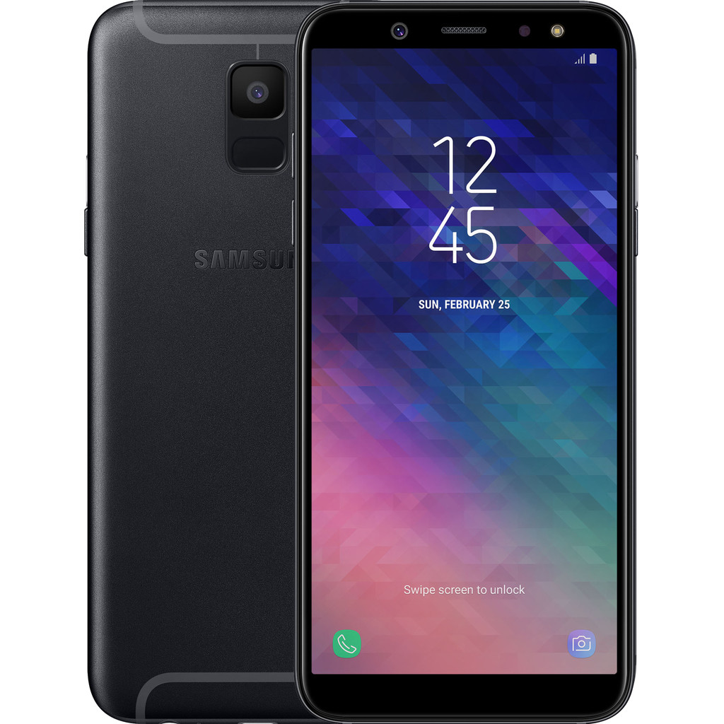 Sam Galaxy A6 A600F32-A-14,25 bk