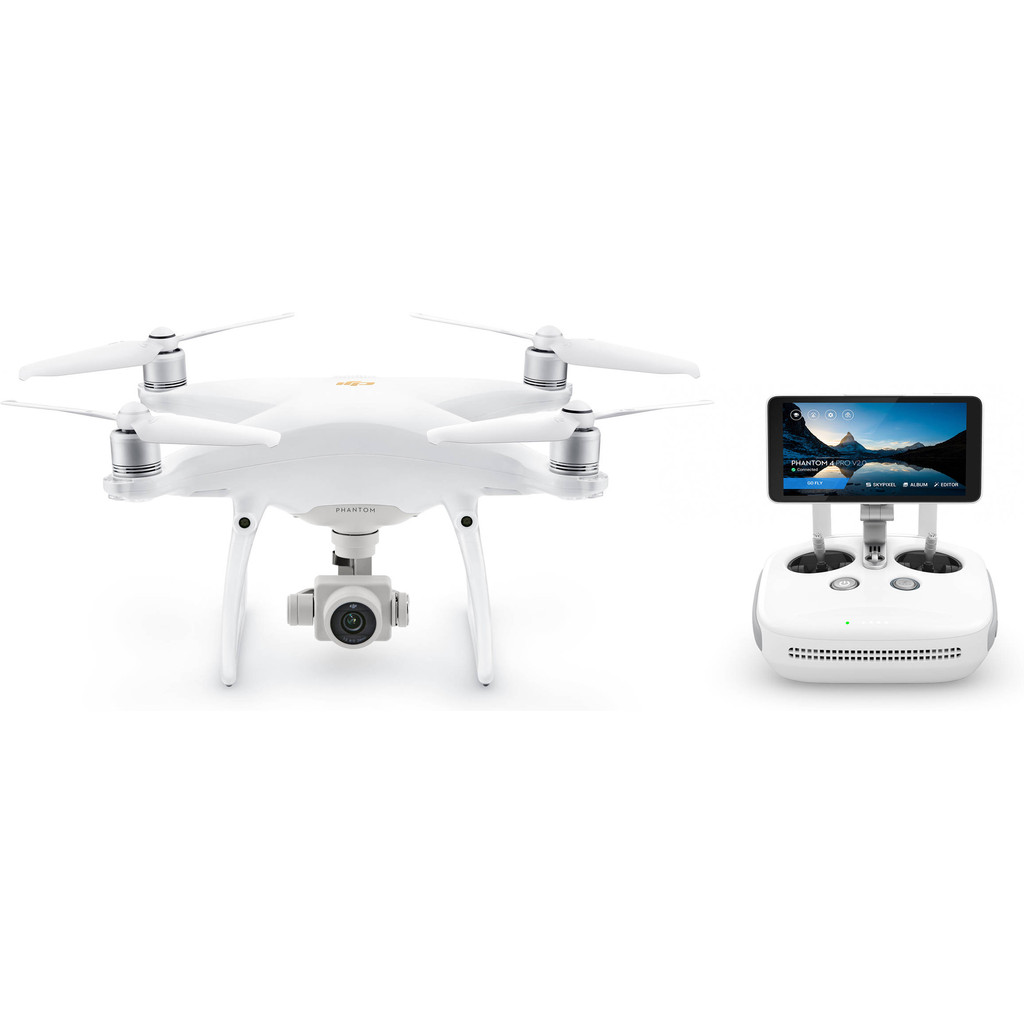 DJI Phantom 4 Pro+ V2.0 in Birstum / Burstum