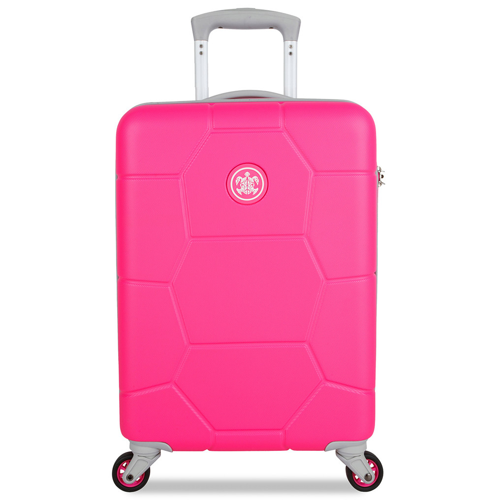 SuitSuit Caretta Playful Trolley 53 hot pink