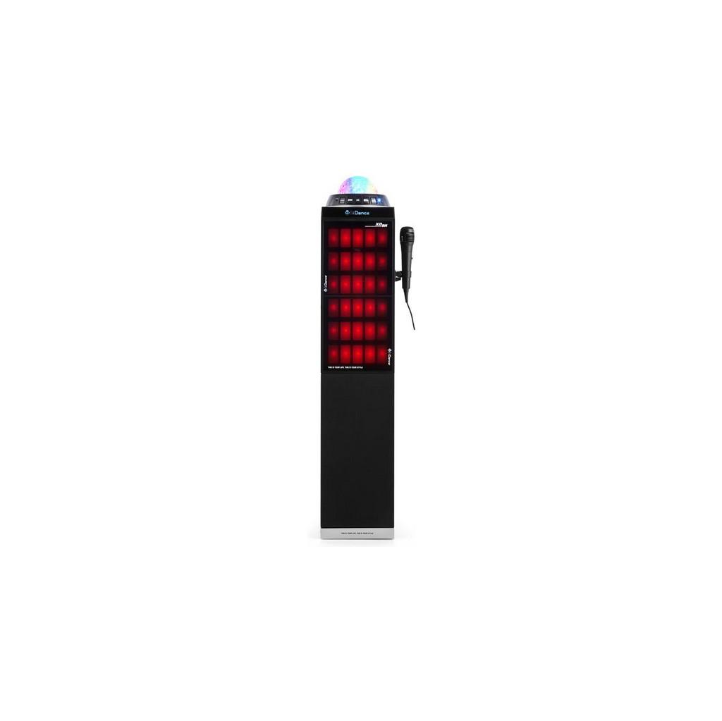 iDance XD8N Party Tower Bluetooth luidspreker met lichteffecten