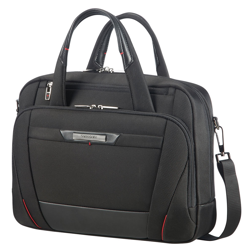 Samsonite Pro-DLX 5 Laptop Bailhandle 14.1'' black