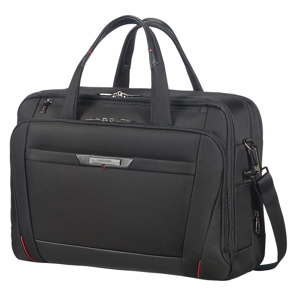 Samsonite Pro-DLX 5 Laptop Bailhandle 17.3'' Expandable black