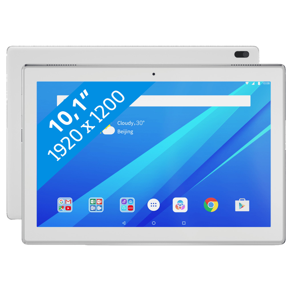 Lenovo Tab 4 10 Plus 3GB 32GB Wit