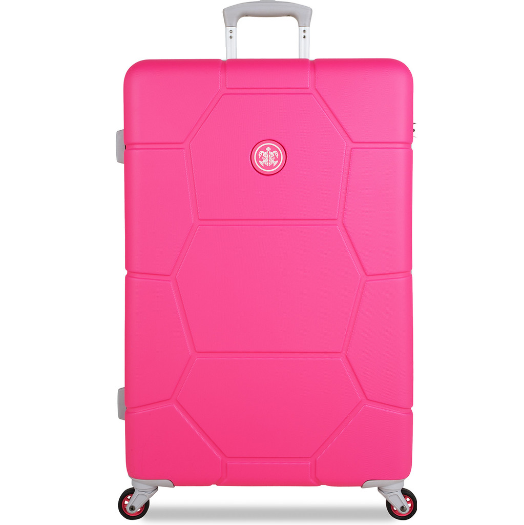 SuitSuit Caretta Playful Trolley 76 hot pink