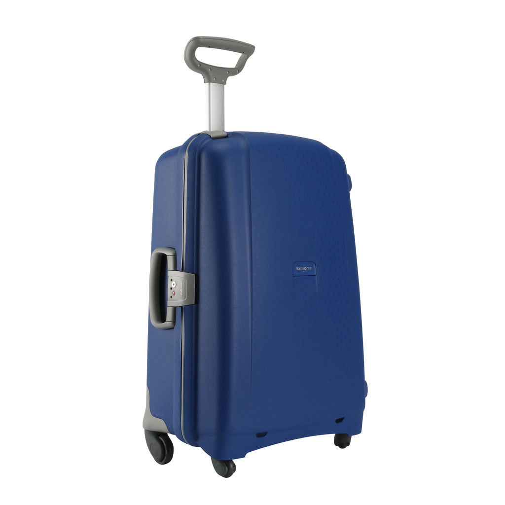 Samsonite Aeris Spinner 75cm Vivid Blue in Maurik
