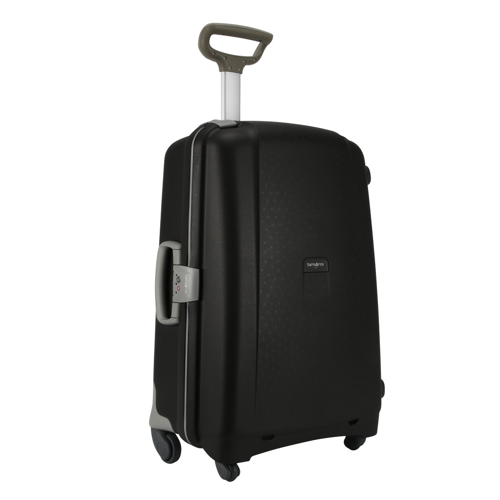 Samsonite Aeris Spinner 75cm Black in Peissant