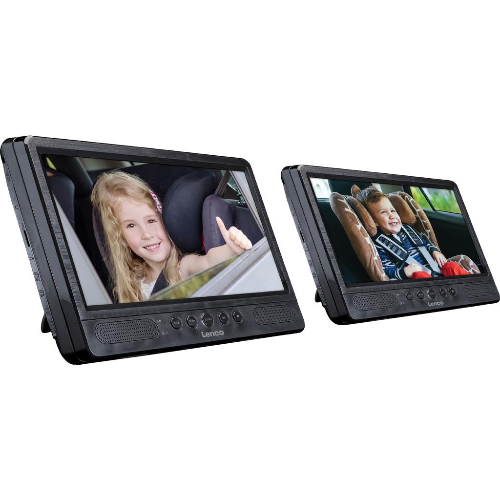 Portable DVD-speler DUO DVP-1045