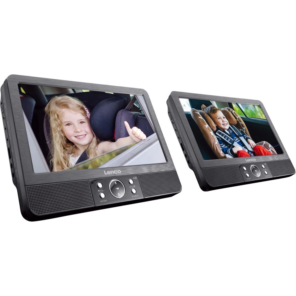 Lenc Dual Portable DVD-speler DVP-939