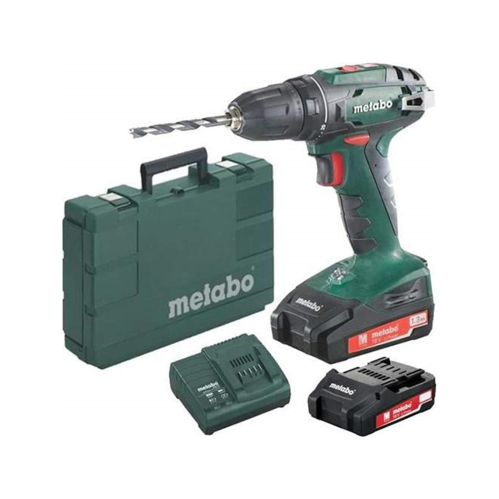 Metabo BS 18 2,0 Ah in Piershil