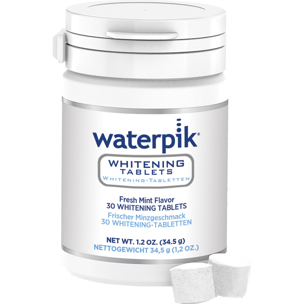Waterpik Whitening tabletten WT-30 EU in Den Hoorn