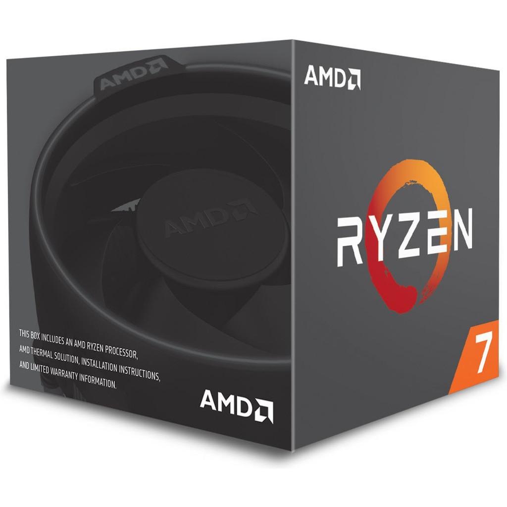 AMD Ryzen 7 2700 in De Krim