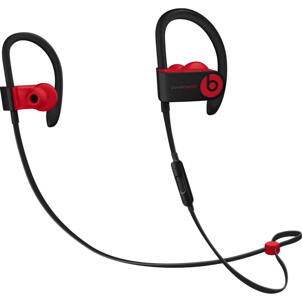 Beats Powerbeats 3 Wireless Zwart-Rood