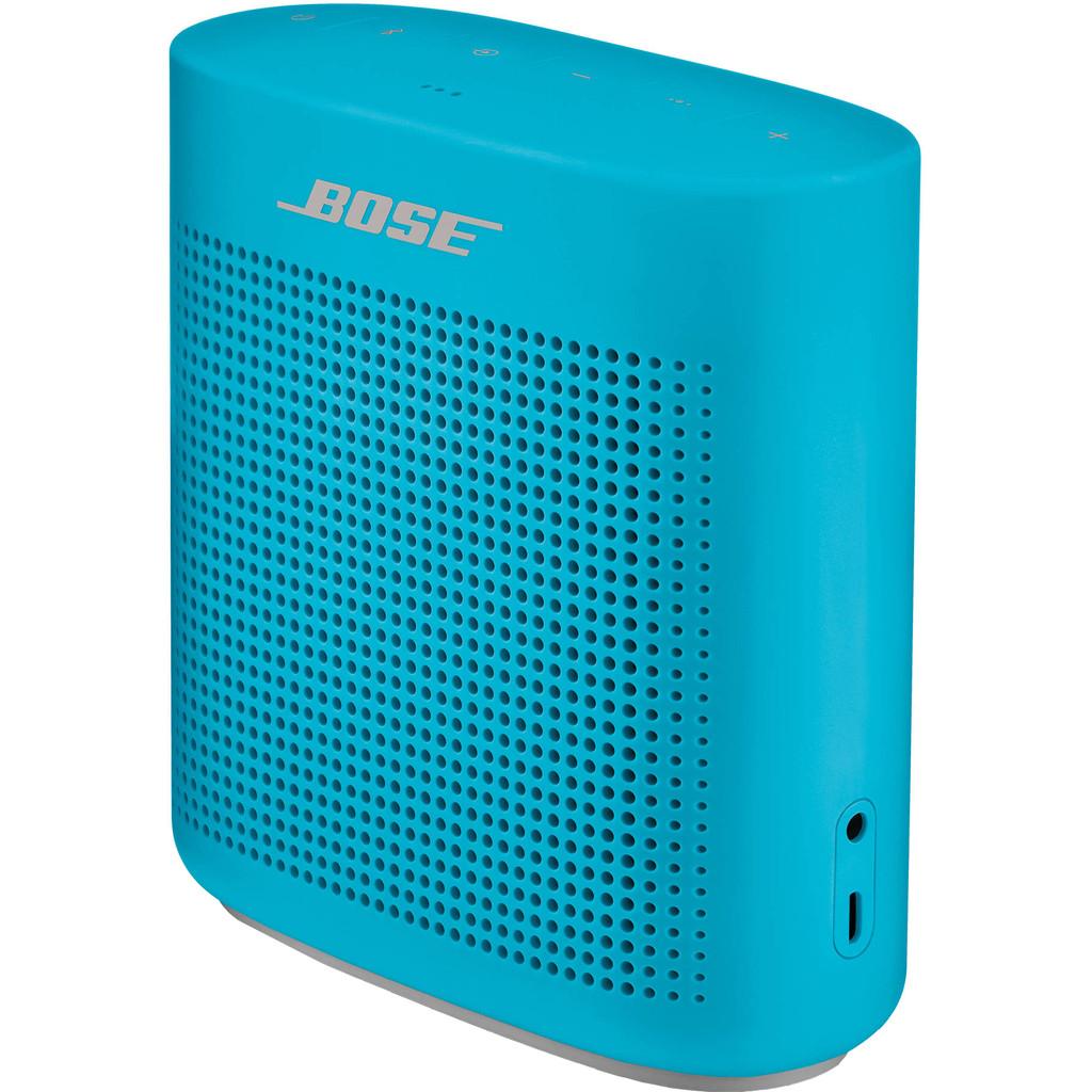Afbeelding van de Bose SoundLink Color II Blauw
