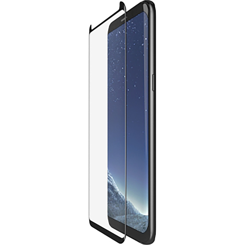 Belkin Tempered Curve Samsung Galaxy S8 Screenprotector Glas in Gasteren