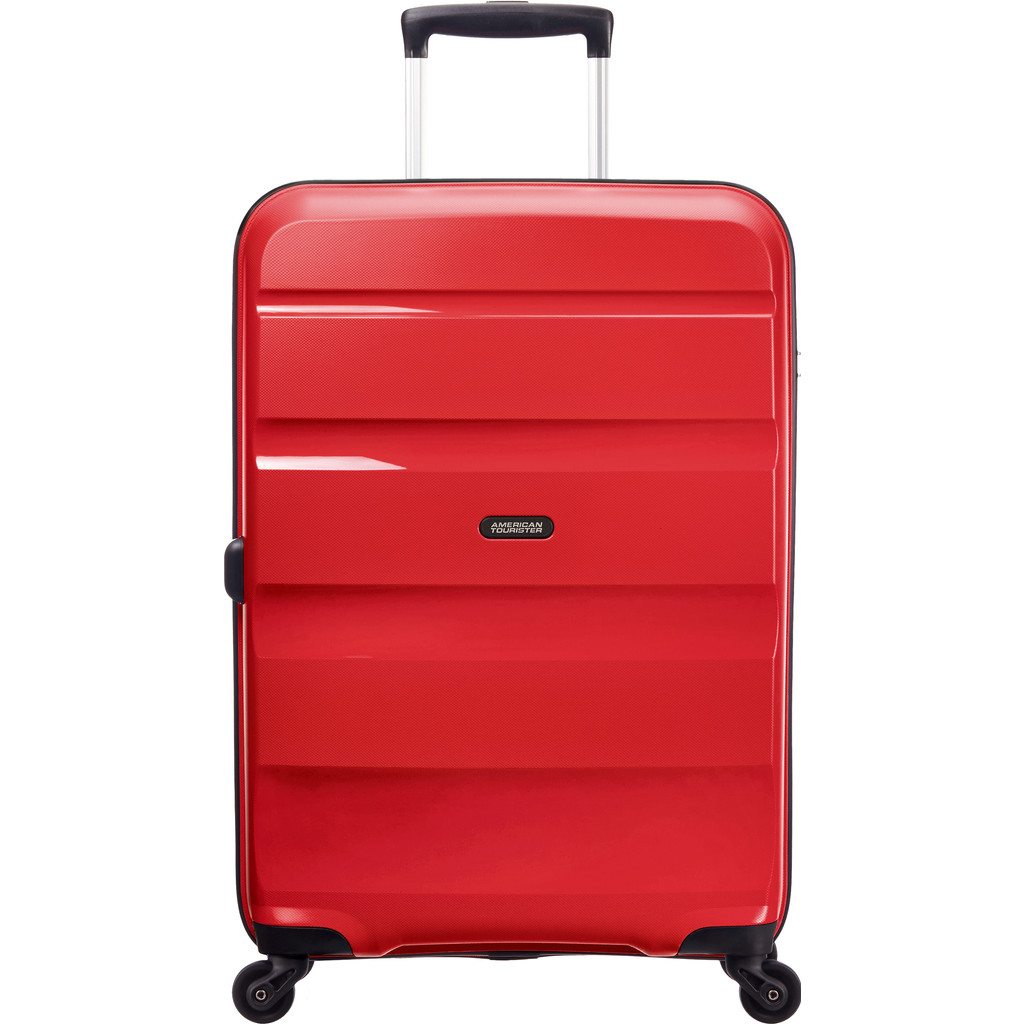 American Tourister Bon Air Spinner S Strict magma red Harde Koffer