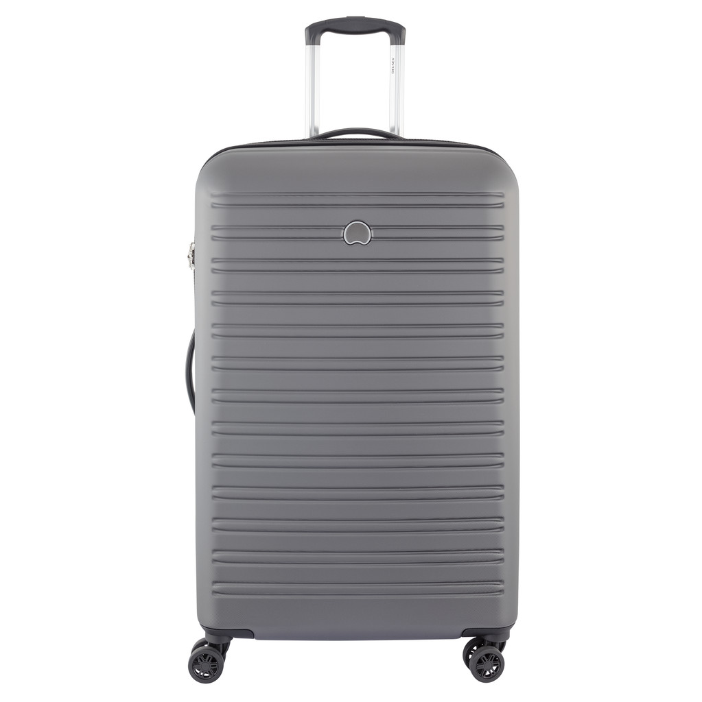 Delsey Segur Trolley Case 4 Wheel 78 Grey