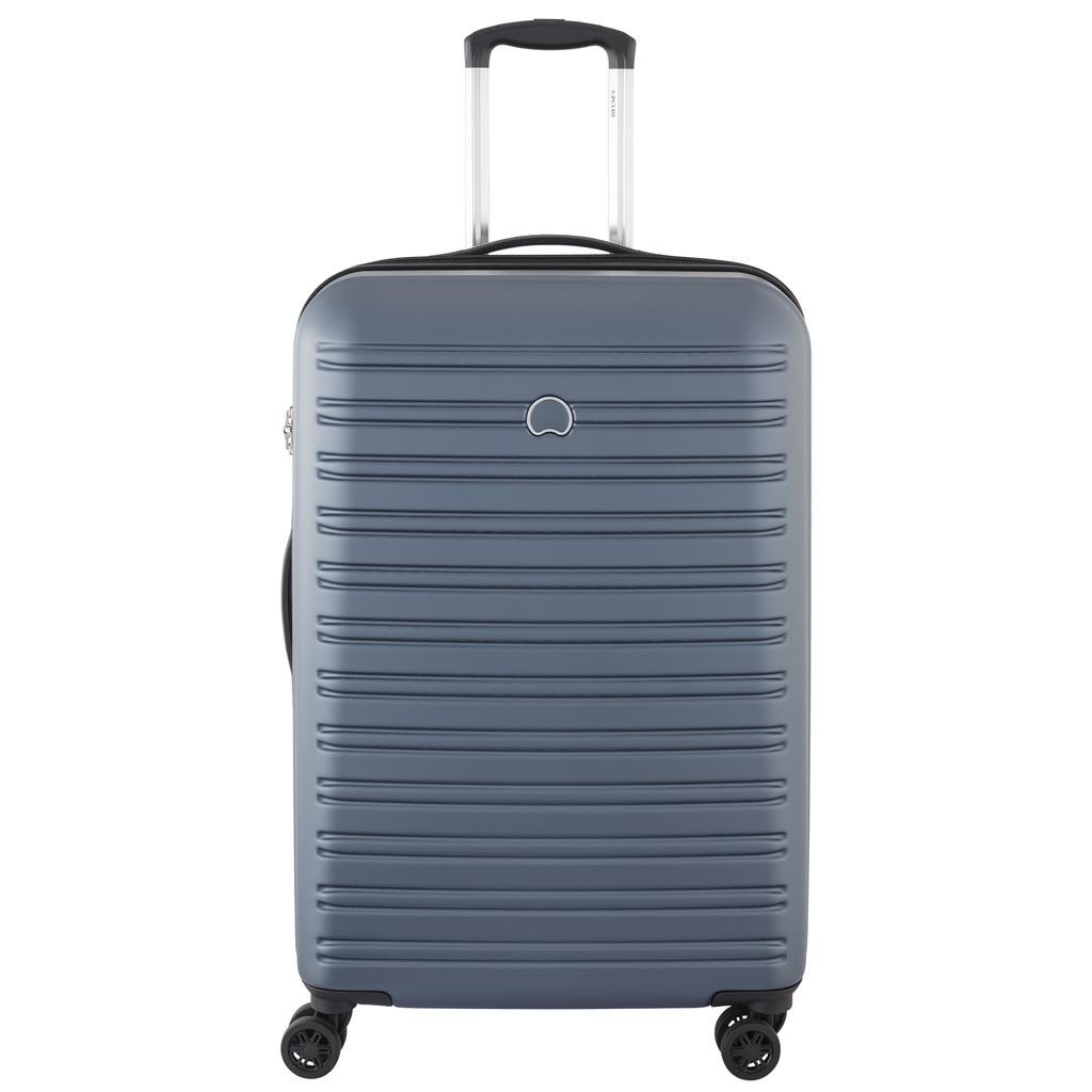 Delsey Segur Trolley Case 4 Wheel 70 Blue