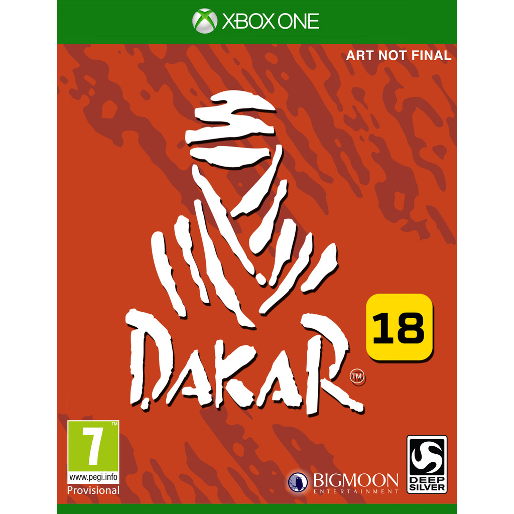 Afbeelding van Dakar 18 Xbox One game