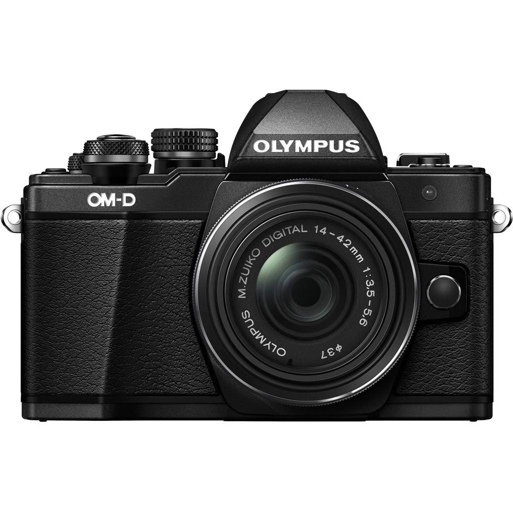 Olympus OM-D E-M10 Mark II Zwart + 14-42mm IIR kopen
