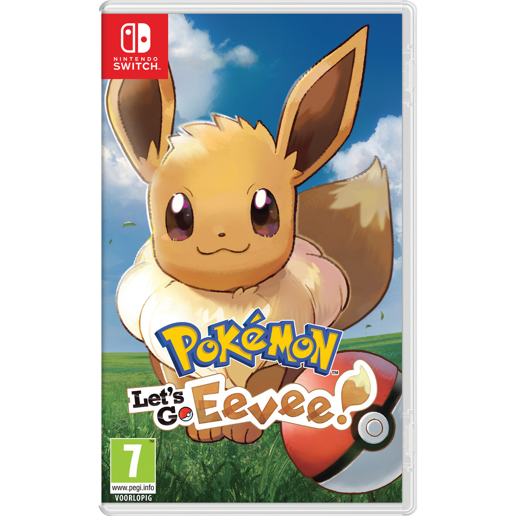 Pokemon Let's Go Eevee Switch kopen