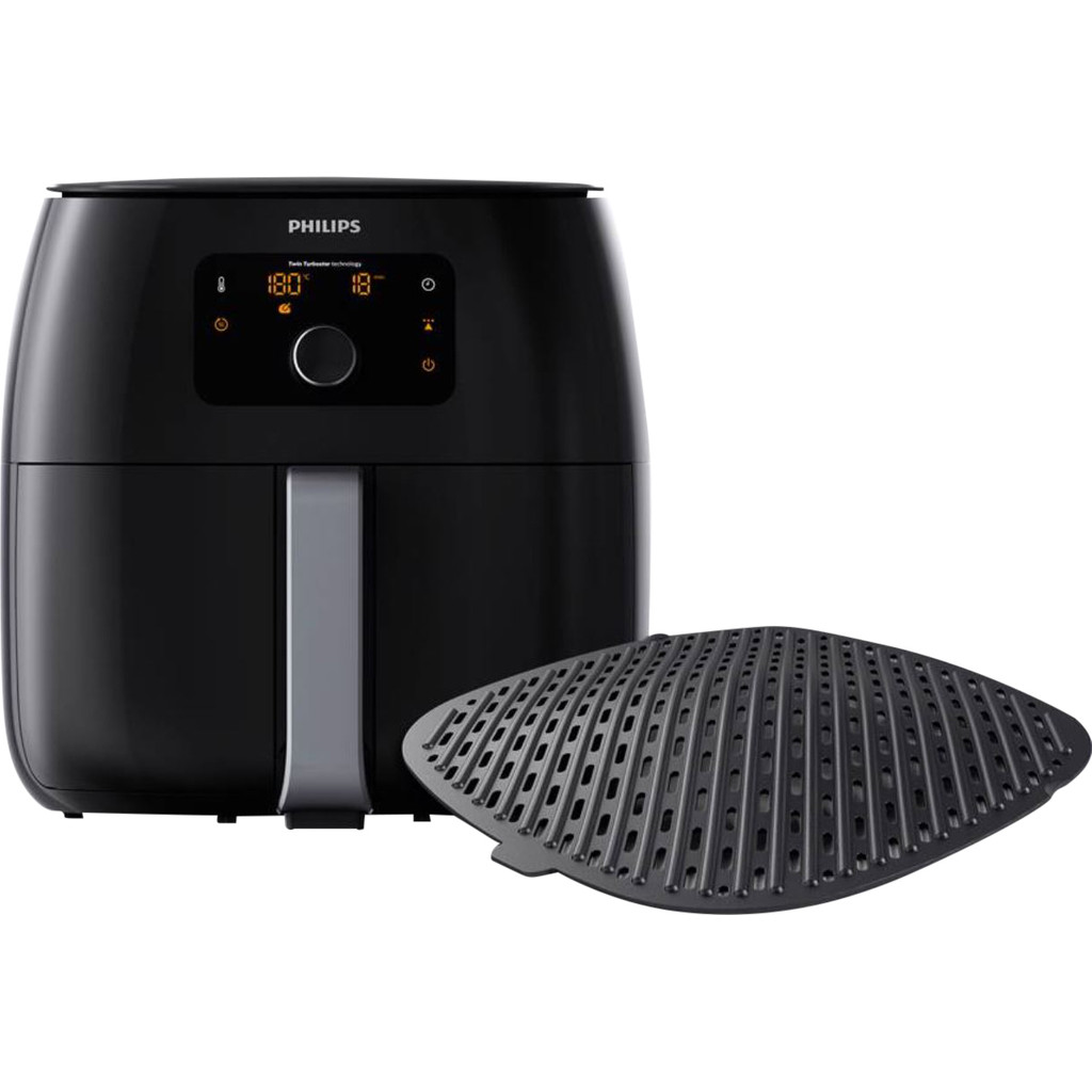 Philips Avance Airfryer XXL HD9654/90 + Grillplaat in Blauwesluis