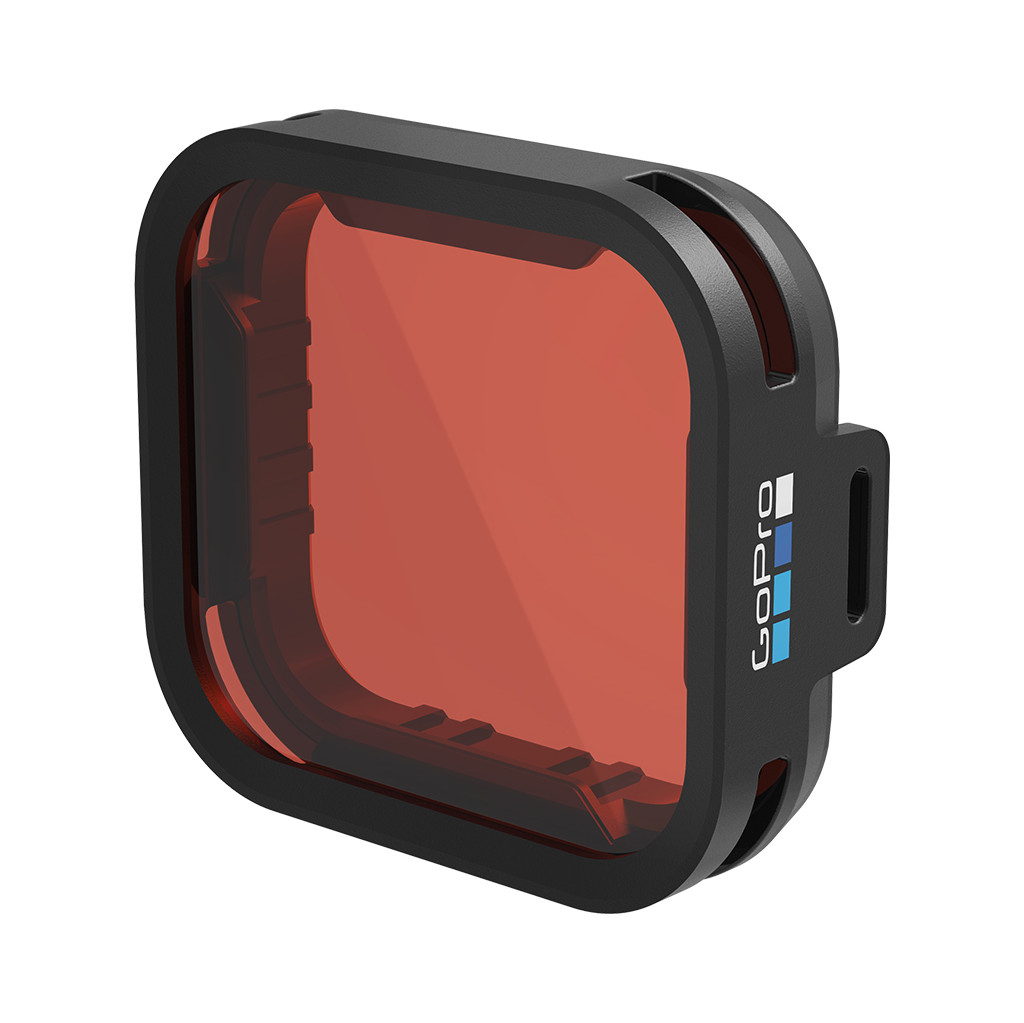 GoPro Blue Water Snorkel Filter HERO5 en 6 Black in Loon
