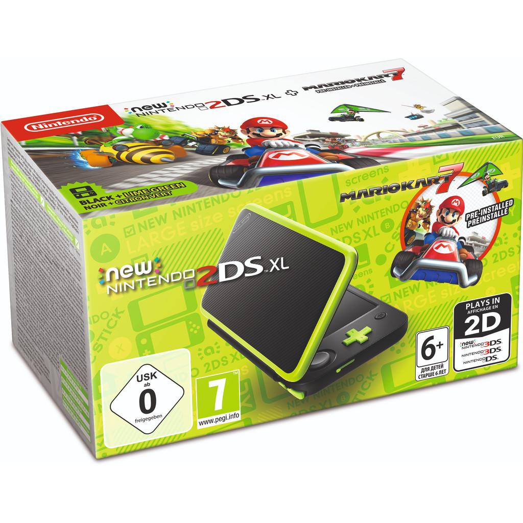 Nintendo 2DS XL + Mario Kart 7 kopen