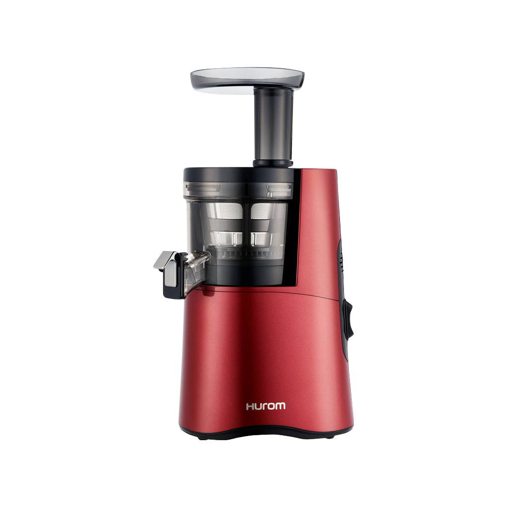 Image of Hurom H26 Verticale Slowjuicer Wine Red