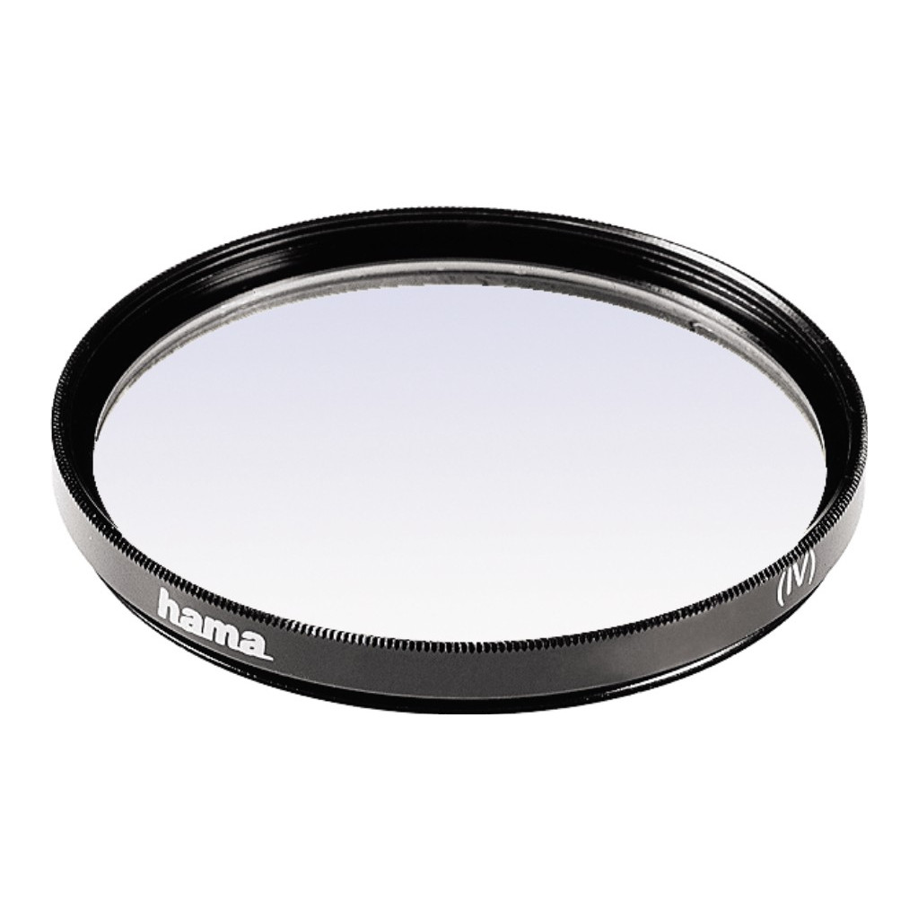 Hama UV Filter 62mm in Grune