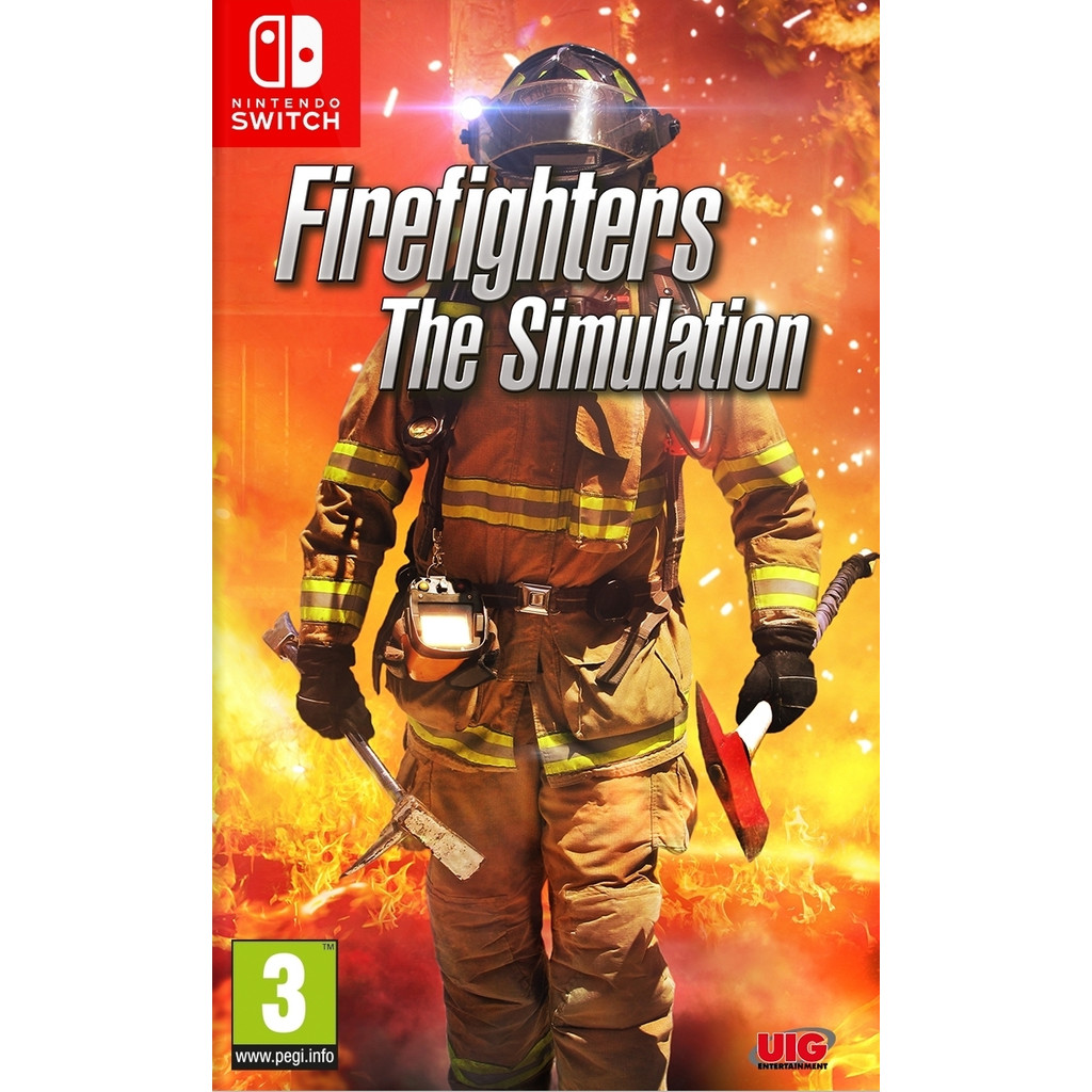 Firefighters: The Simulation Nintendo Switch