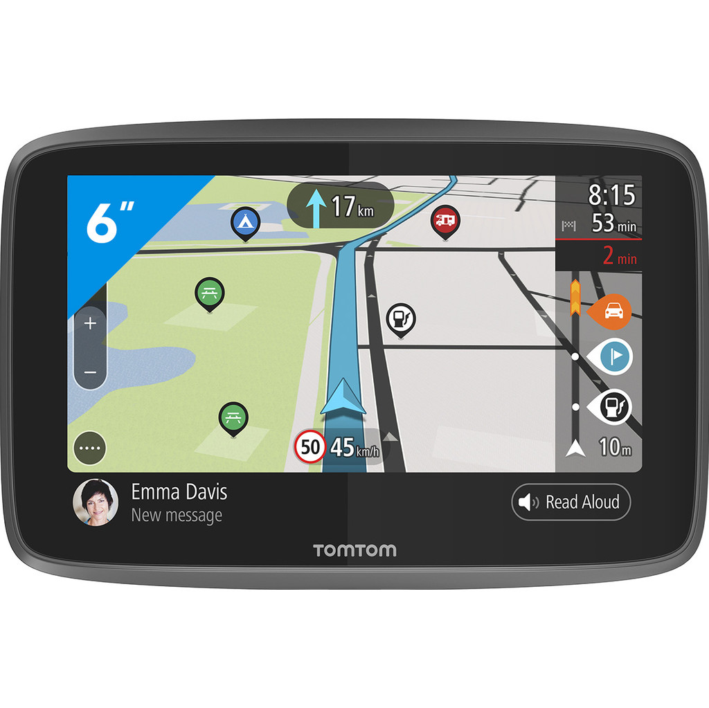 TomTom GO Camper World in Ruitenveen