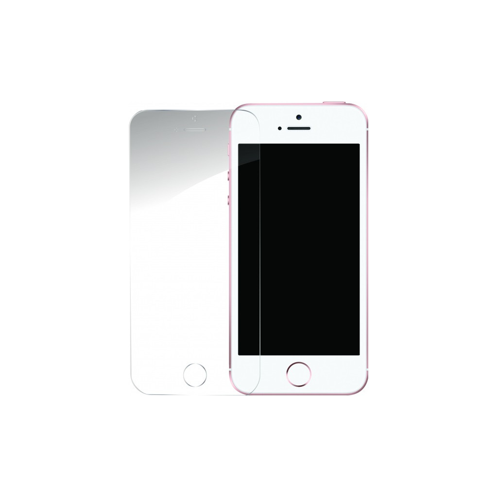 Mobilize Screenprotector Apple iPhone 5/5S/SE Glass kopen