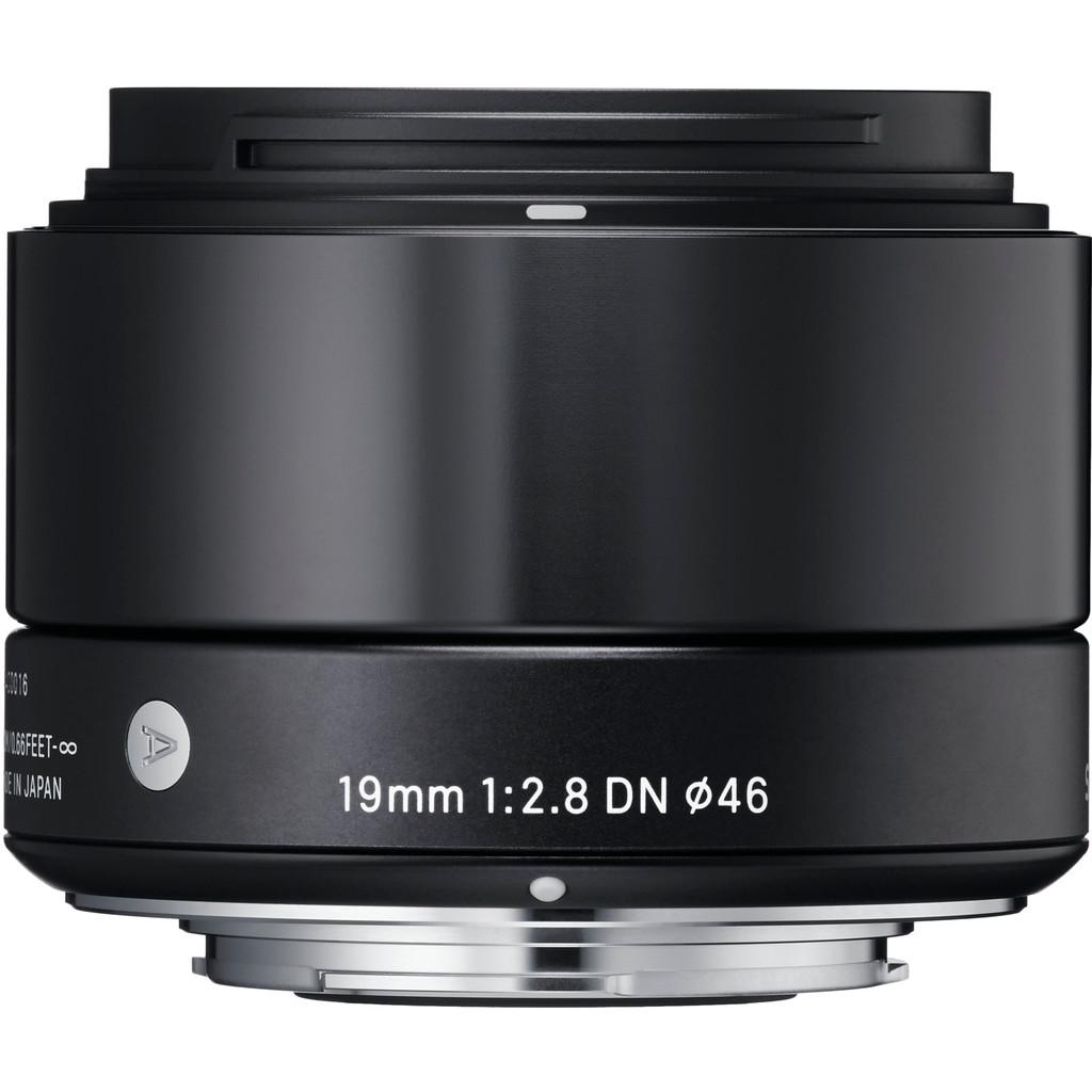 Sigma 19mm f/2.8 DN ART Micro FT Black