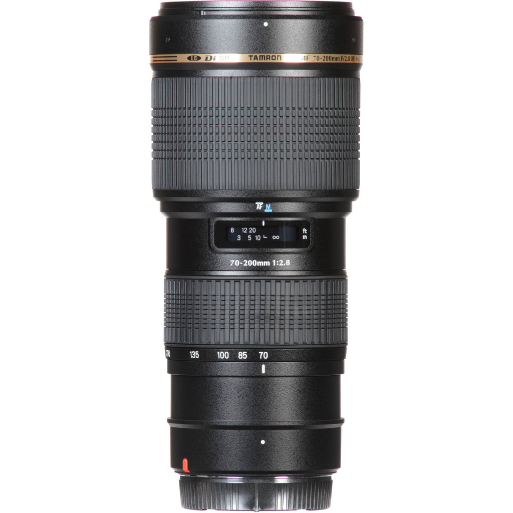 Tamron 70-200mm f/2.8 Di LD IF Macro Canon