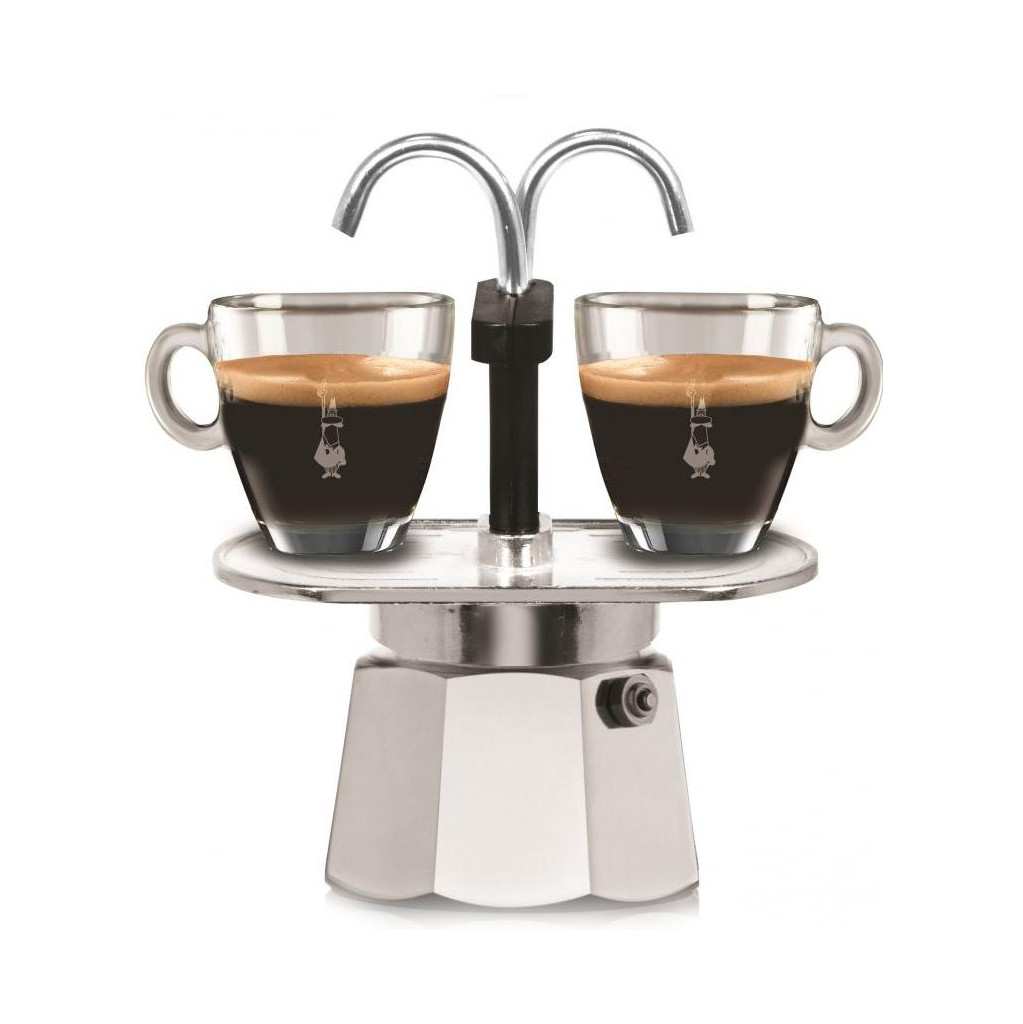 Bialetti Mini Express 2 kopjes in Terborg