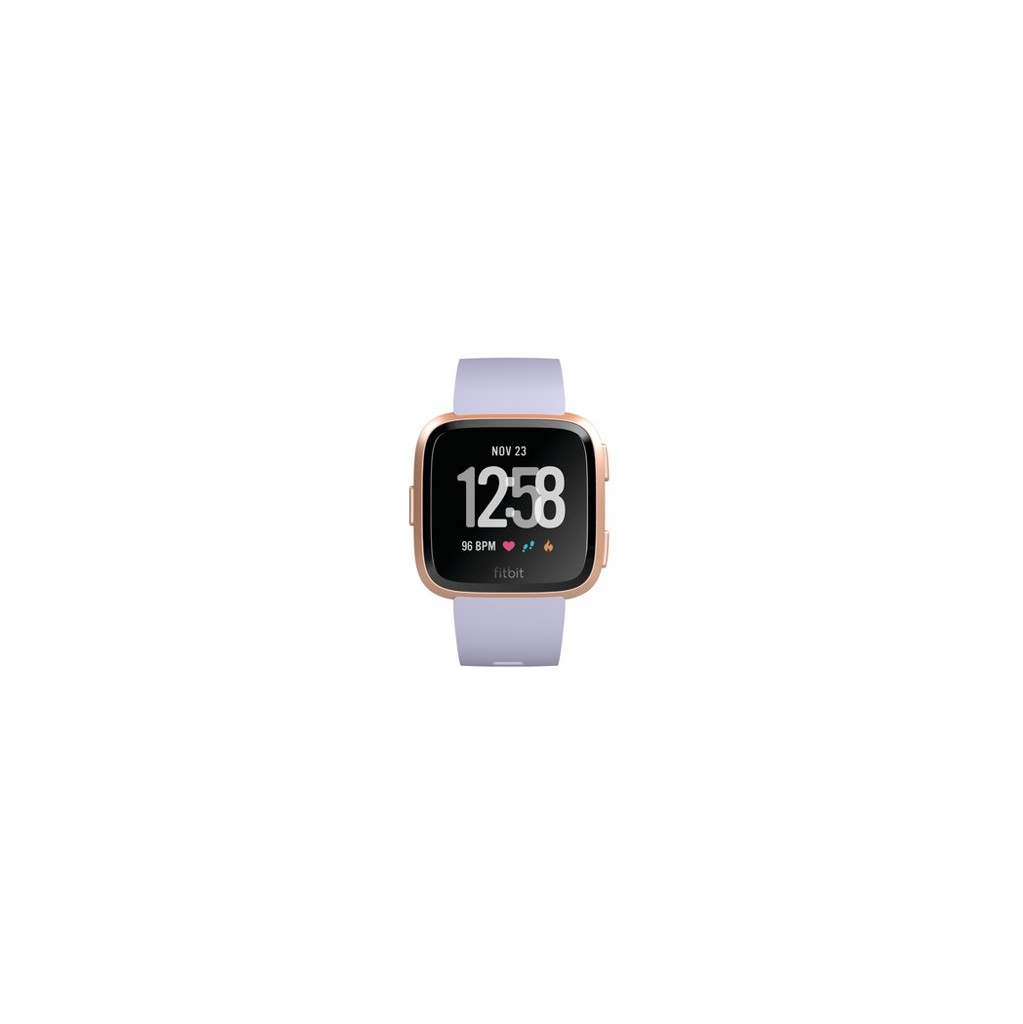 Afbeelding Fitbit Versa Rose Gold/Periwinkle