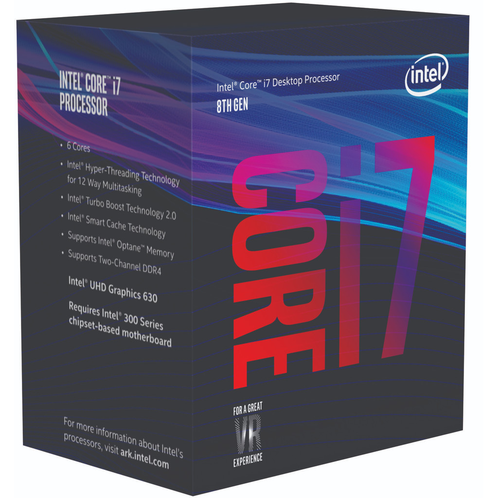 Intel Core i7 8700 Coffee Lake kopen